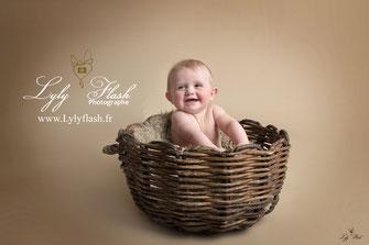 photographe var bébé choux