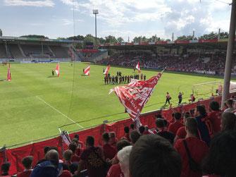 "19 - Lieblingsort Stadion der ""Freundschaft"""