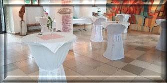 Betriebsfeste ausrichten lassen bei Brot und Spiele Catering / Veranstaltungsloft Postbauer-Heng