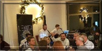 Weihnachtsfeier ausrichten lassen bei Brot und Spiele Catering / Veranstaltungsloft Postbauer-Heng