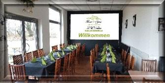 Tagungen / Präsentationen ausrichten lassen bei Brot und Spiele Catering / Veranstaltungsloft Postbauer-Heng