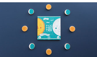 Sun & Moon tic tac toe (€17,50)