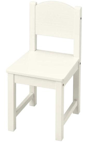 Gepersonaliseerd stoeltje
