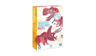 Discover the dinosaurs (€26,50)