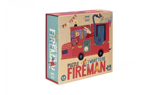 I want to be... Fireman (€23,50)
