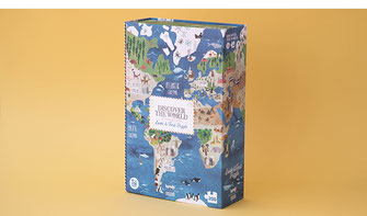 Discover the world (€26,50)