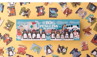 10  Penguins (€23,50)