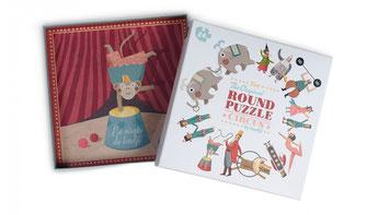 Round Puzzle Circus (€19,95)