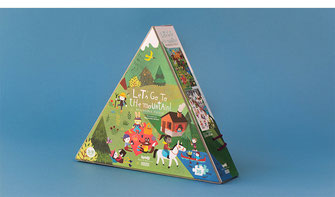 Let's go to the mountain (€16,95)