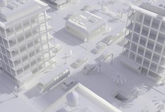 プレハブ建物のイメージ
