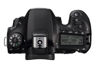 Canon EOS 90D (Top)