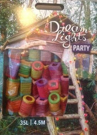 lampions Dreamlights party outdoor lichterkette