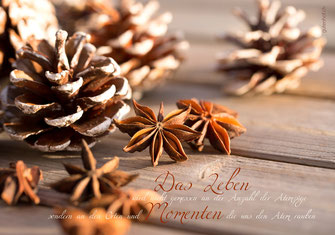 Weihnachtskarte 706