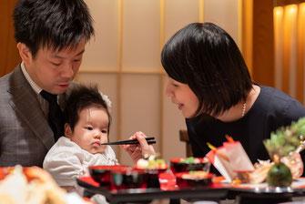 出張撮影 お食い初め 赤ちゃん 練馬区 東京
