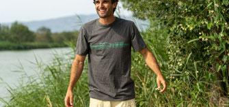 Ozone Graühic Shirt