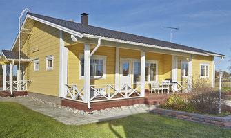 maison bois 160 m²