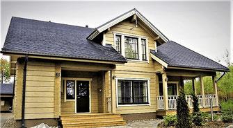 Maison bois 207 m²