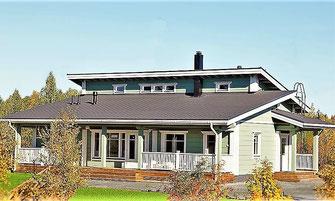 maison bois 150 m²