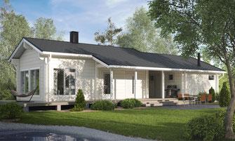 maison bois 130 m²