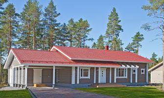 maison bois 178 m² avec garage