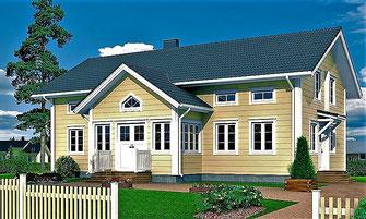 maison bois 250 m² 5 chambres