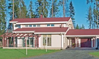 maison bois 250 m²