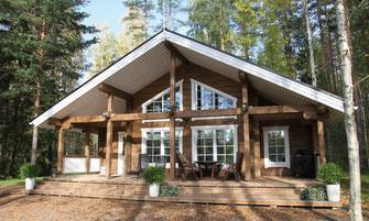 maison bois 87 m²
