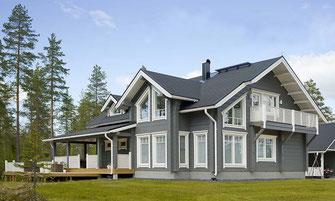 maison bois 187 m²