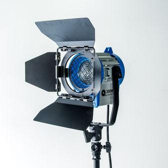 フレネル3灯セット
