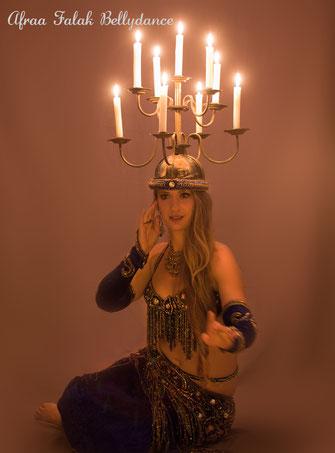Leuchtertanz / Kostüm: Bella Istanbul