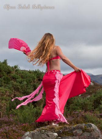 Moderner Orientalischer Tanz