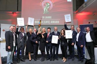 BRAND [LIFE] AWARD Gewinner 2018 - Ulli Ehrlich - (c)Ludwig Schedl