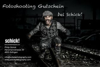 Styling Angebote - schick! photography | Ihr professioneller Fotograf in Zofingen