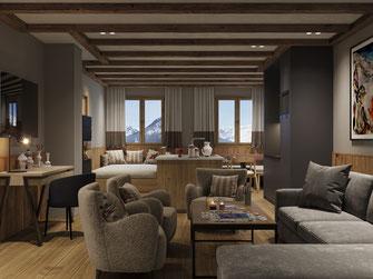Chalet Apartment AUSZEIT