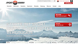 Zur website vom Sport Harry