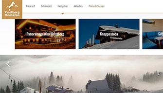 Zur website der Kristbergbahn