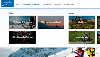 Zur website der Bergbahnen Gargellen
