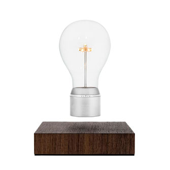 Flyte Schwebende Lampe Silber