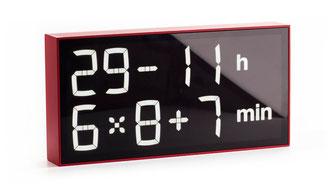 Albert Clock in rot kaufen
