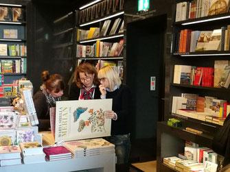 Im Bücherladen des Städels
