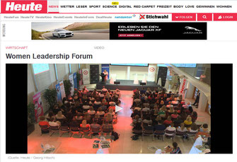 Women Leadership Forum 2016_Video Beitrag HEUTE