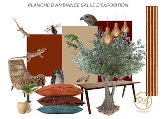 Planche d'ambiance Office de tourisme Grand Pic St Loup