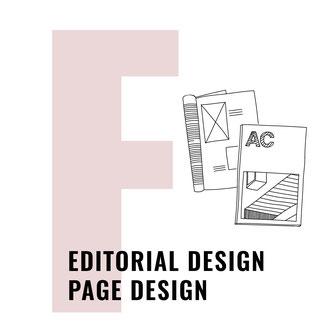 Editorial Design Page Design