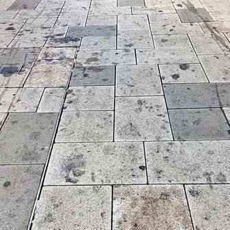 pflastersteine-ölflecken-steinreinigung