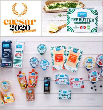 Gmundner Milch Produkte