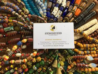 Weihnachtsausstellung Steyr 2019, Schloss Lamberg Advent, Thomas Pfleger, African Beads Design, Monika Pambalk