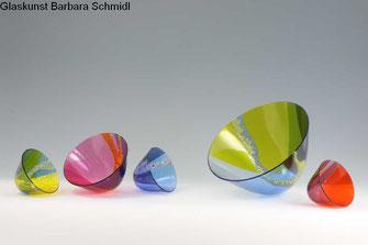 Weihnachtsausstellung Schloss Lamberg -  Glaskunst Barbara Schmidl,