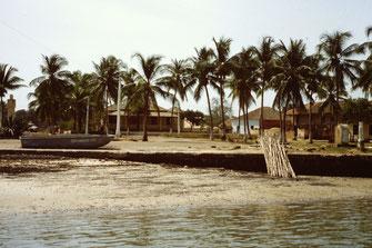 Reisebericht, Reiseblog, Atlantik, Überquerung, Segeltörn, Casamance, Senegal, Carabane, Fluss