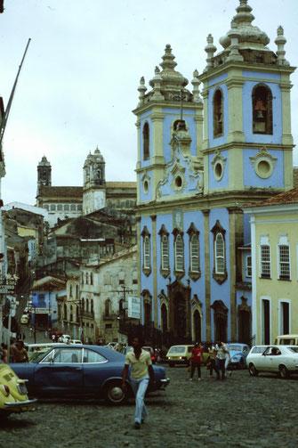 Brasil, Brasilien, Salvador de Bahia