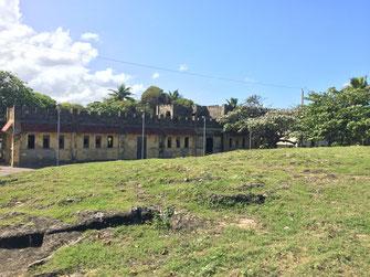Dom Rep, Dominikanische Republik, Puerto Plata, Burg, Fortaleza San Felipe